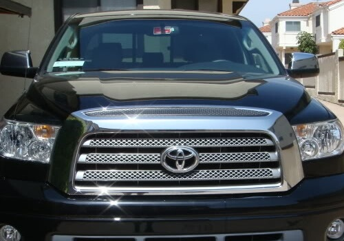 Bully Chrome Grilles fot Toyota