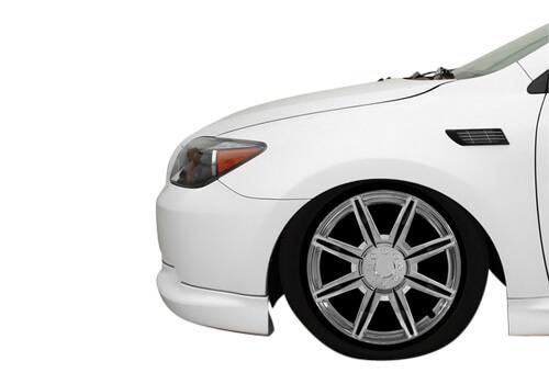 Mercury Wheel Covers