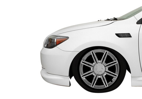 Mitsubishi Wheel Covers