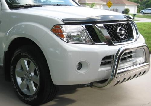 Nissan Bull Bars