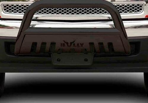 GM Silverado//Sierra Bully NR-103B Black Bull Bar
