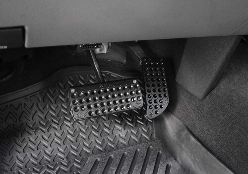 Chevy Pedal Pads