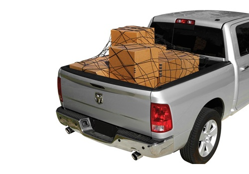 dodge bully cargo racks storage nets