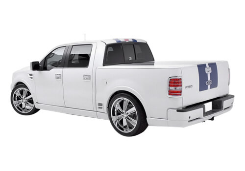 ford bully door tailgate нandle covers