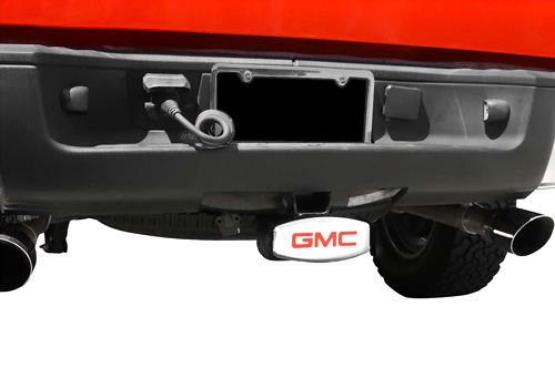 gmc bully hitch covers