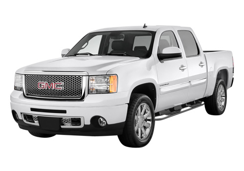 gmc bully step bars