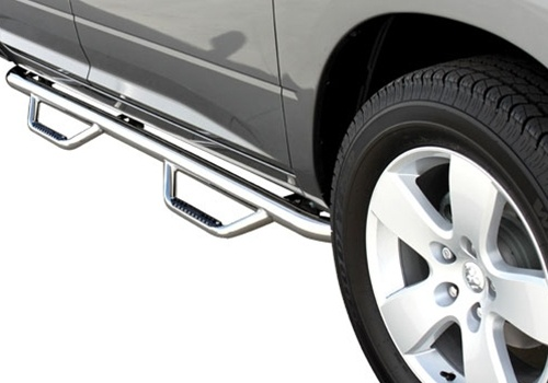 Cab-Length Nerf Bars