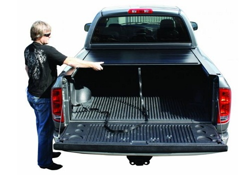 Retractable Tonneau Covers Photo