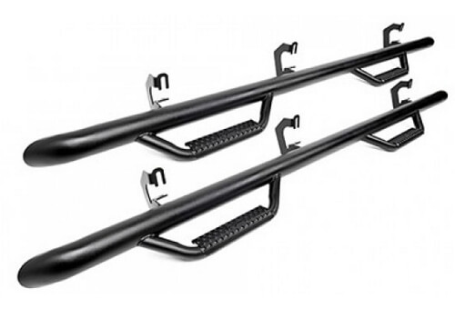 how tu install running boards