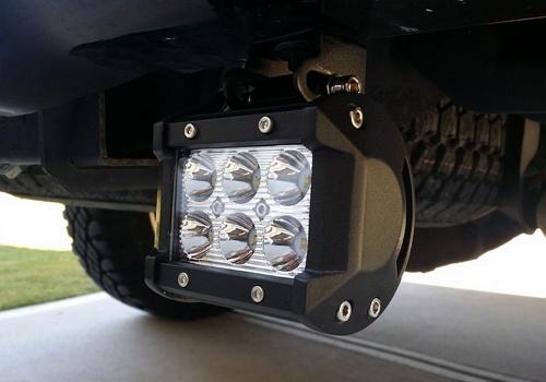 Trailer Hitch Backup Lights