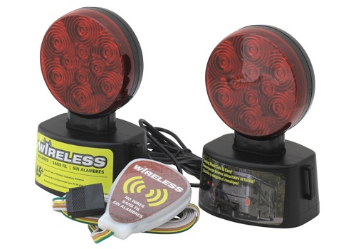 wireless LED magnetic light kit