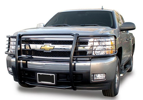 Grille Guards for Chevy