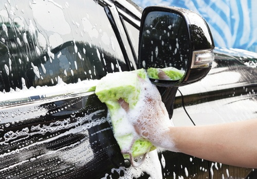 How to make your car a clean machine