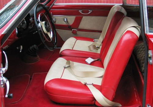 Seat Belts for Classic Cars