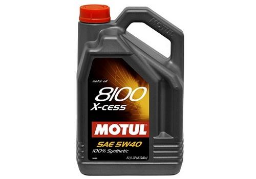 Motul 007250 8100 X-cess 5W-40