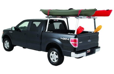 How to Build a Kayak Rack for Truck