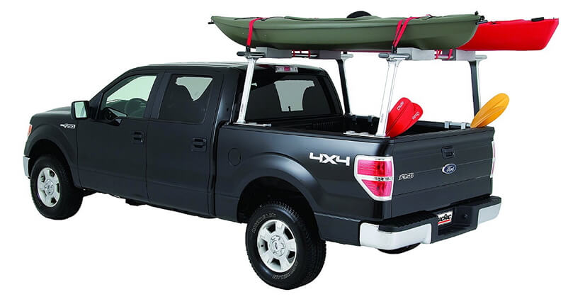 Thule kayak racks for pickup trucks