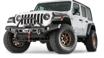 Front Bumpers for Jeep JL