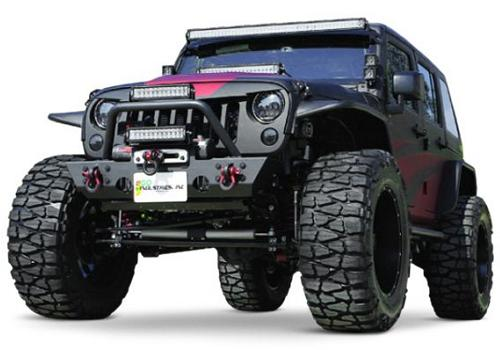 Go Industries Front Bumpers