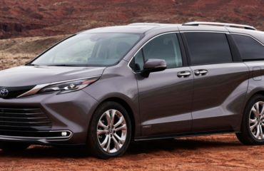 2021 Toyota Sienna most powerful minivan for 2021